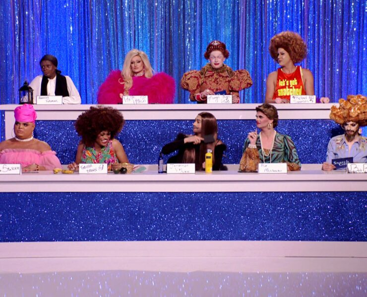 RuPauls Drag Race Season 13 Snatch Game
