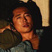 Steven Yeun covers GQ April 2021