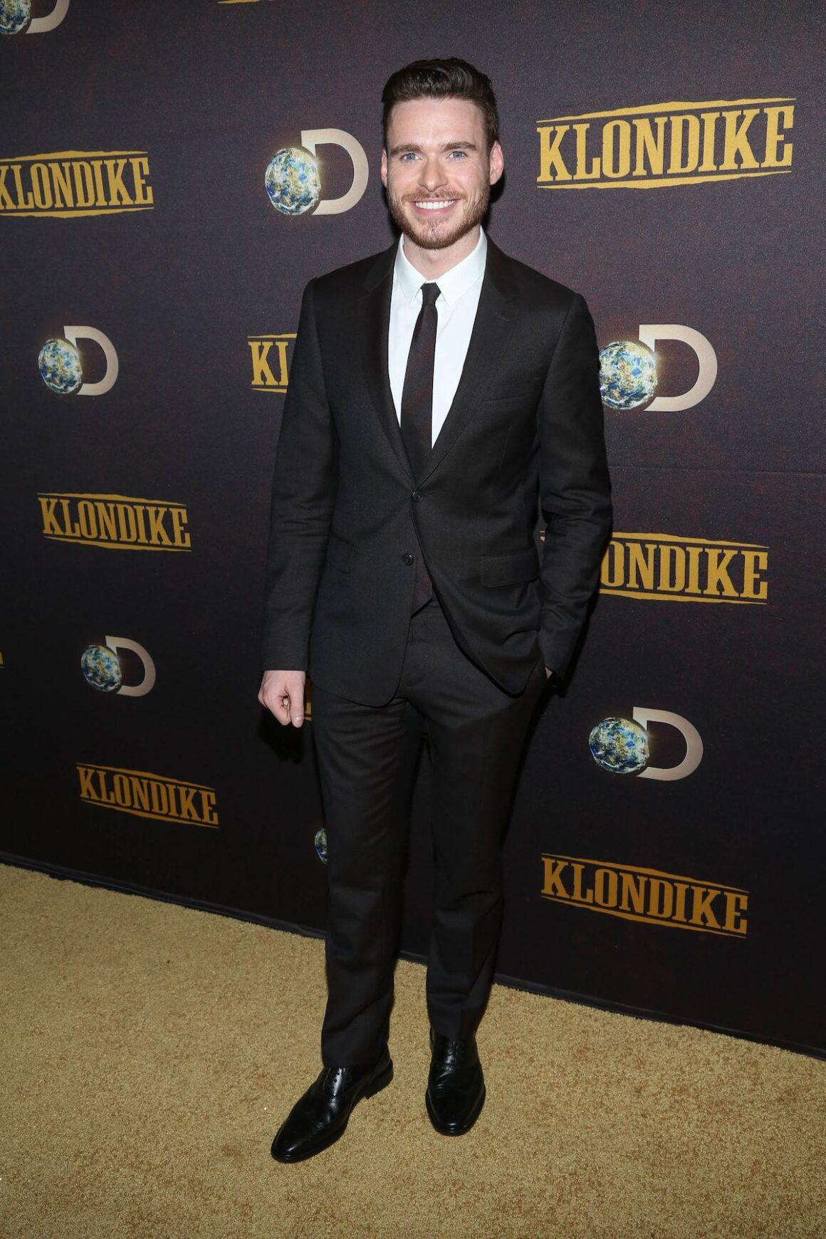"Richard Madden ""Klondike"" Series Premiere"
