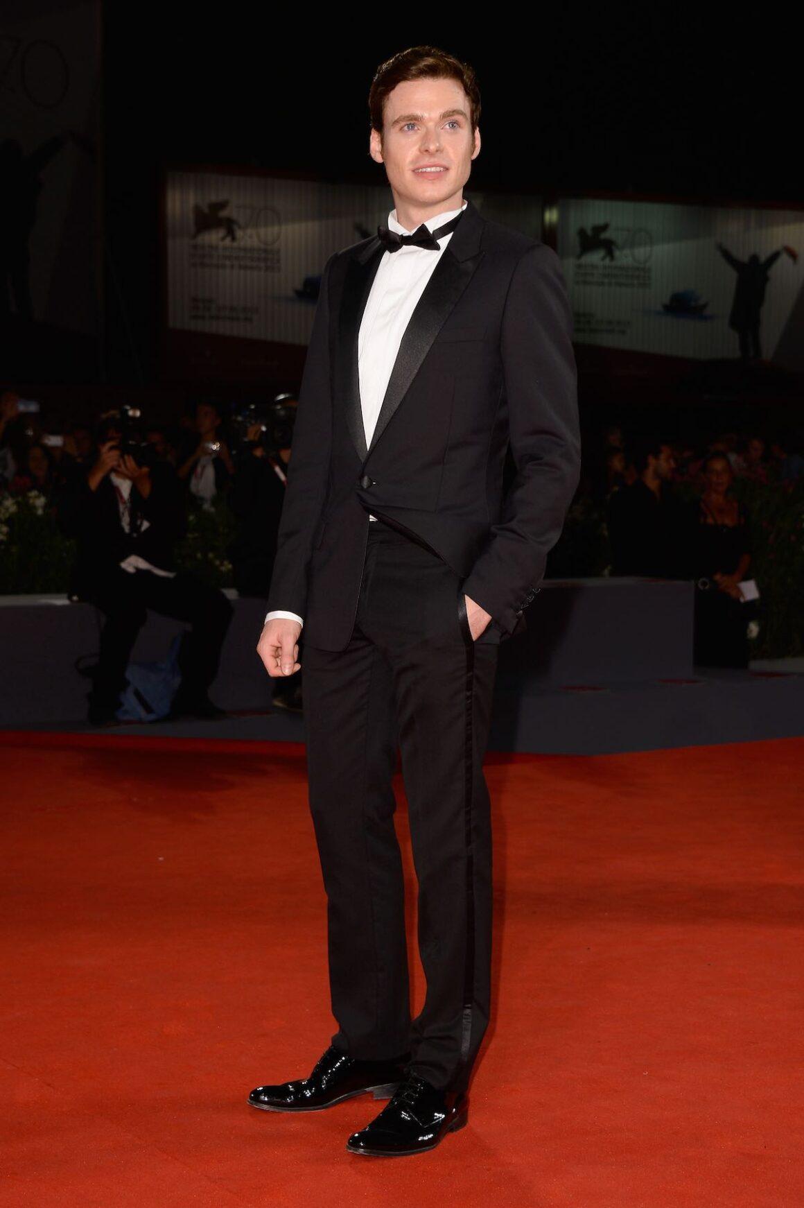 Richard Madden 'Une Promesse' Premiere - The 70th Venice International Film Festival