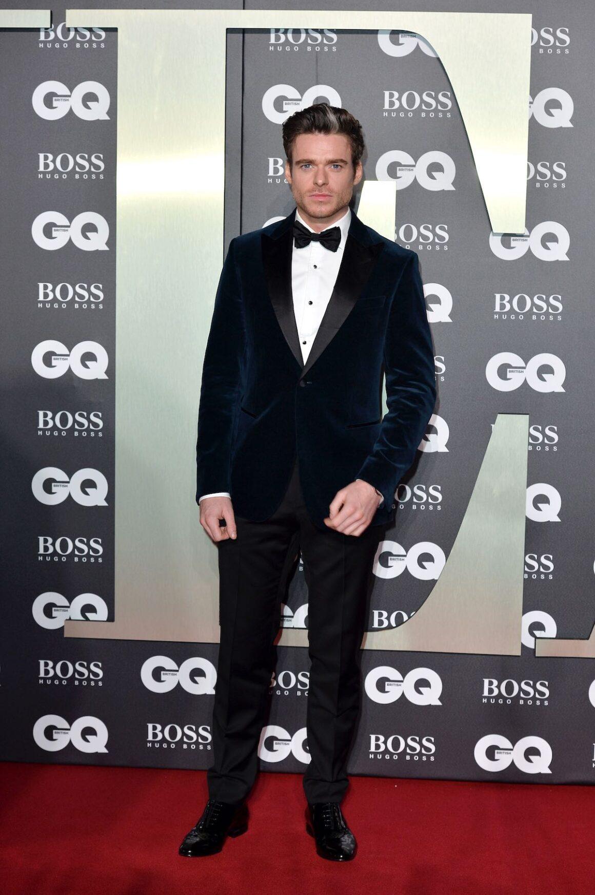 Richard Madden GQ Men Of The Year Awards 2019 - Red Carpet Arrivals