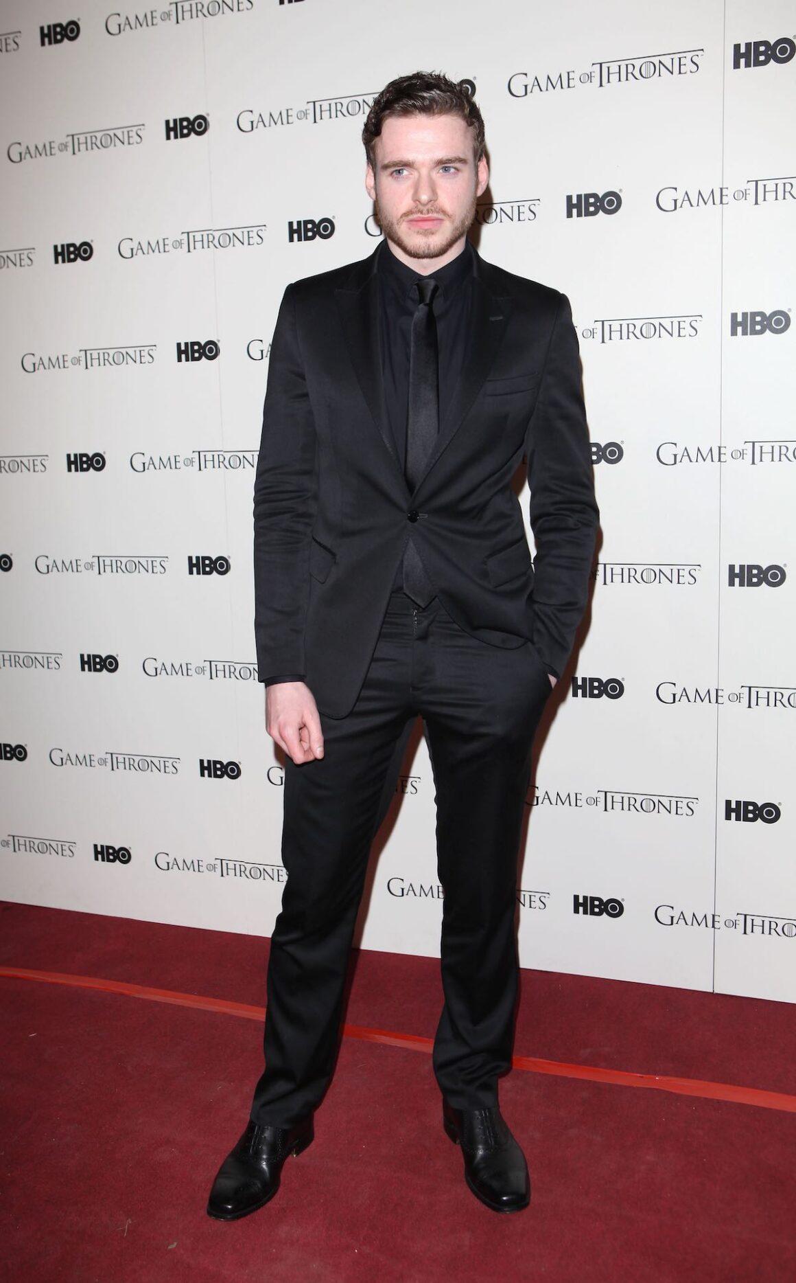 Richard Madden Game Of Thrones - DVD premiere