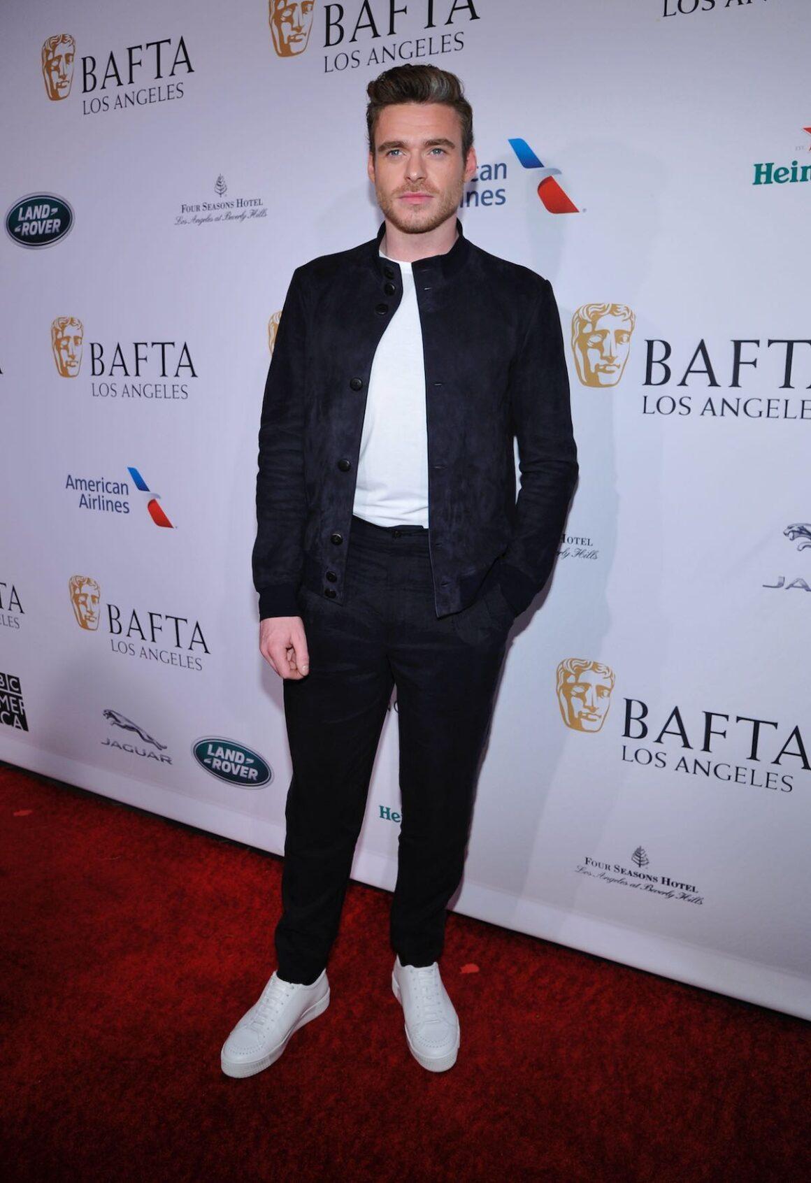 Richard Madden BAFTA Tea Party