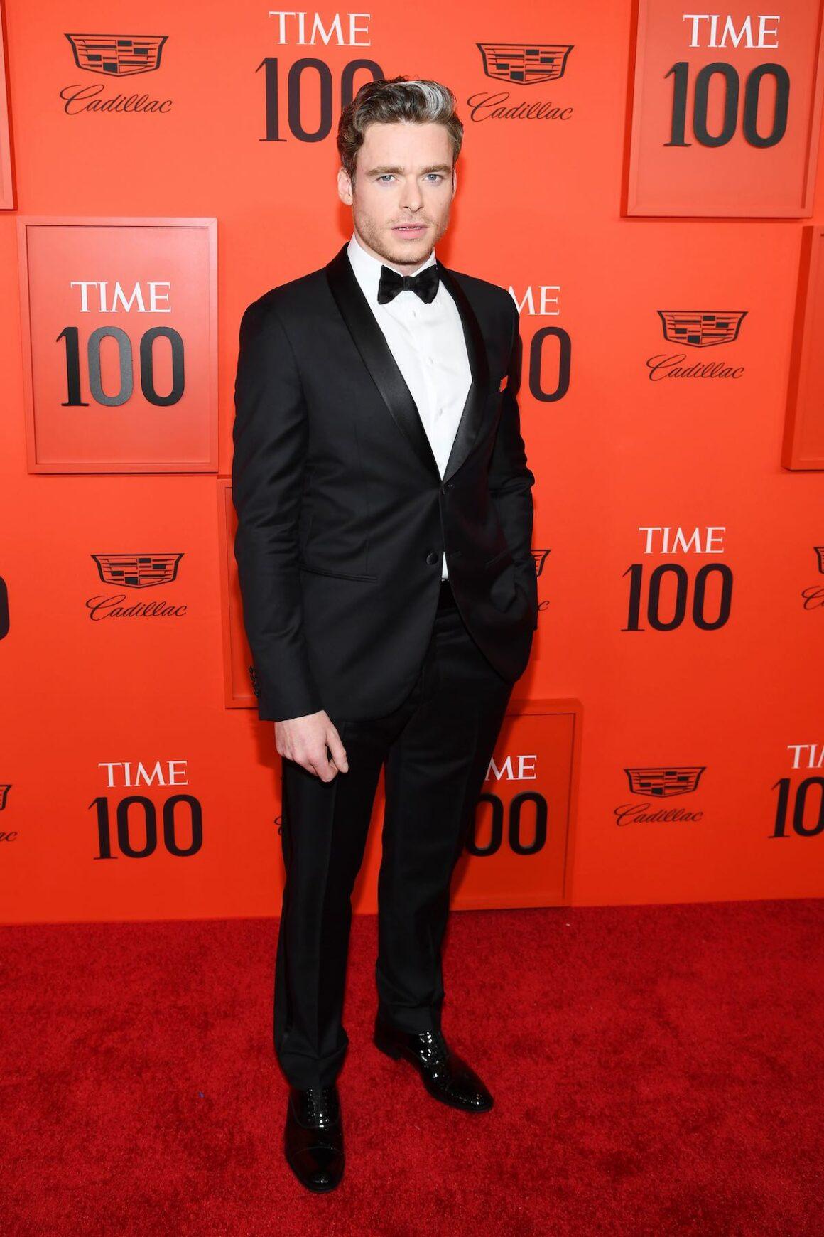 Richard Madden TIME 100 Gala 2019 - Red Carpet