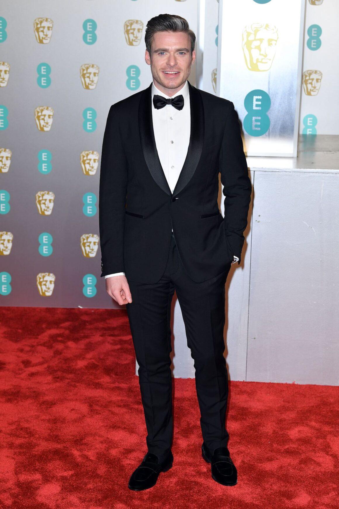 Richard Madden EE British Academy Film Awards - Red Carpet Arrivals
