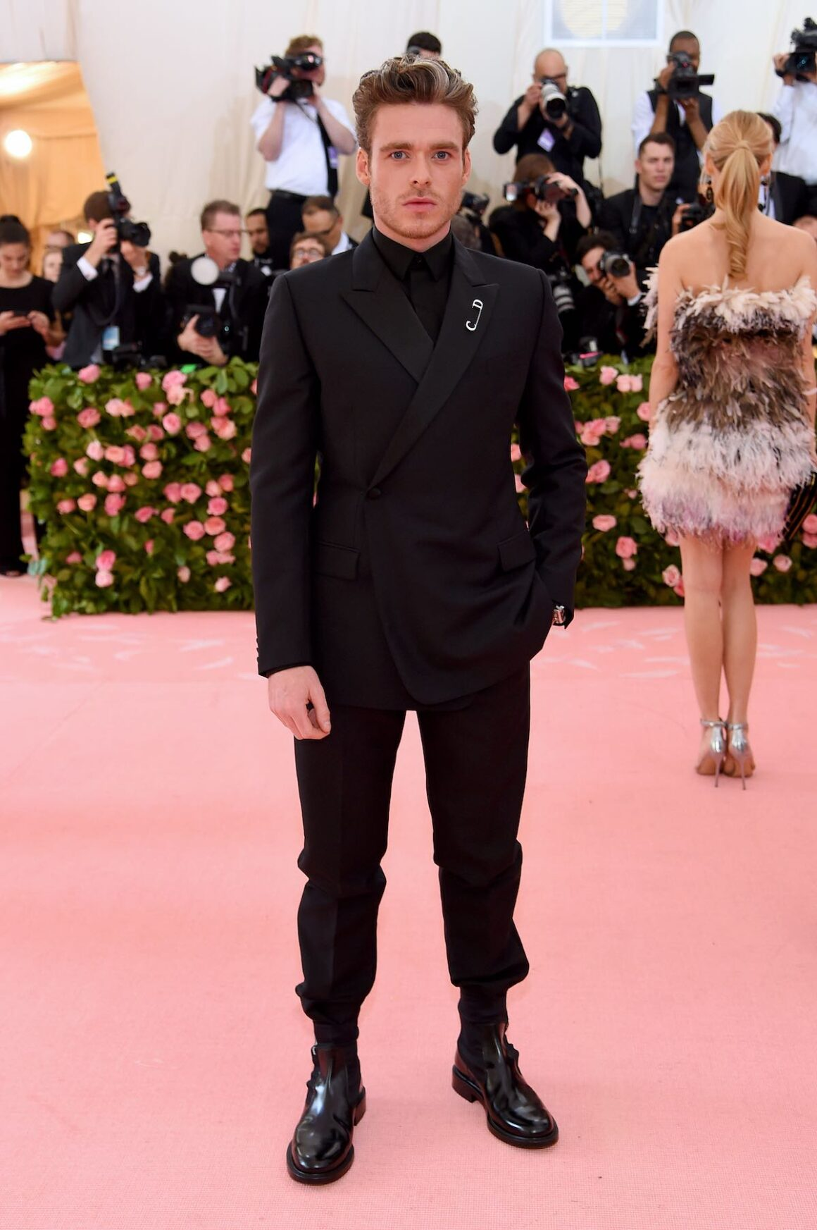 Richard Madden The 2019 Met Gala Celebrating Camp: Notes on Fashion - Arrivals